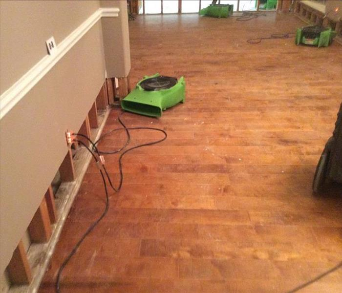 Houston's Call for Help is Answered by SERVPRO