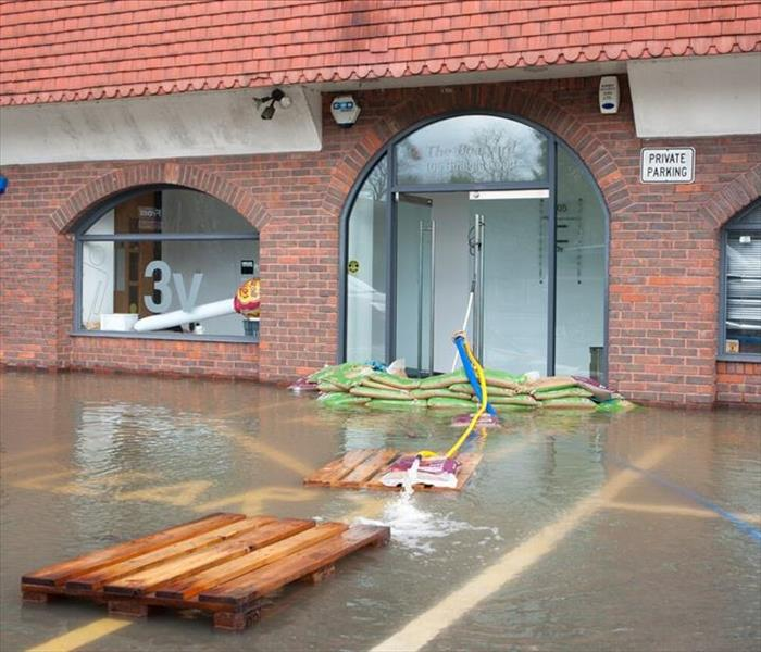 Commercial Flooding and Water Damage in Montgomery