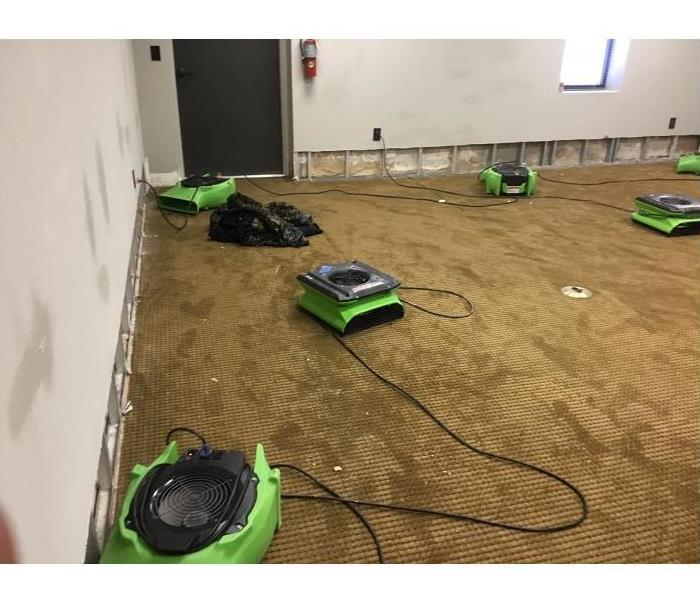 Why SERVPRO Has a Plumbing Failure Created an Indoor Pool in Your Montgomery Home?