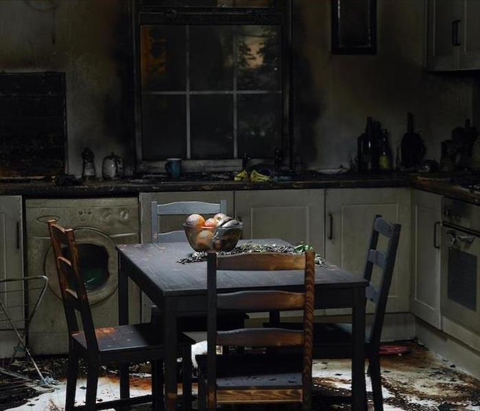 Fire Damage Fire Damage Restoration Services in Montgomery