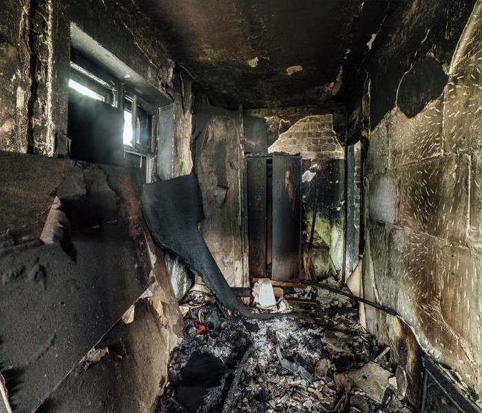 Fire Damage The Issues Soot Damage Can Cause To Your Home In Montgomery